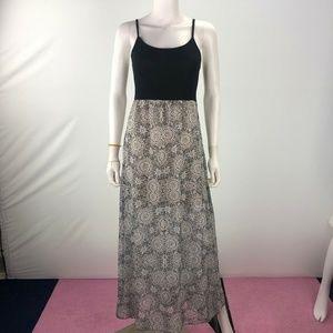 Rue21 Small Sleeveless Spaghetti Strap Maxi Dress
